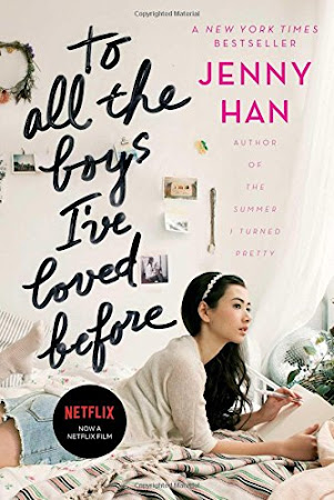 Poster Of To All the Boys I've Loved Before 2018 In Hindi Bluray 720P Free Download