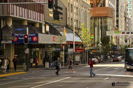 Queen Street, Auckland
