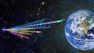 Los rayos cósmicos atmosféricos estan aumentando.