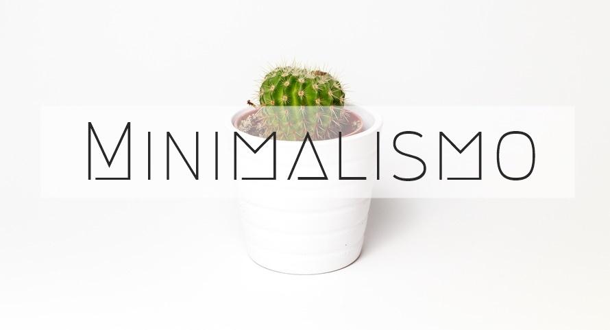 Uma vida mais minimalista
