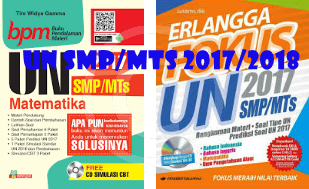 Download Soal Latihan Siap UN SMP Lengkap 2017/2018