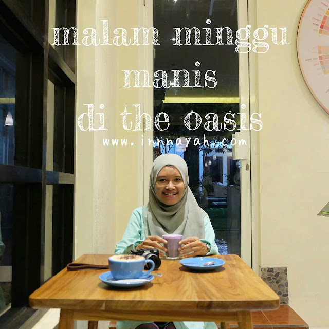 The oasis cafe Pekalongan, oasis kafe