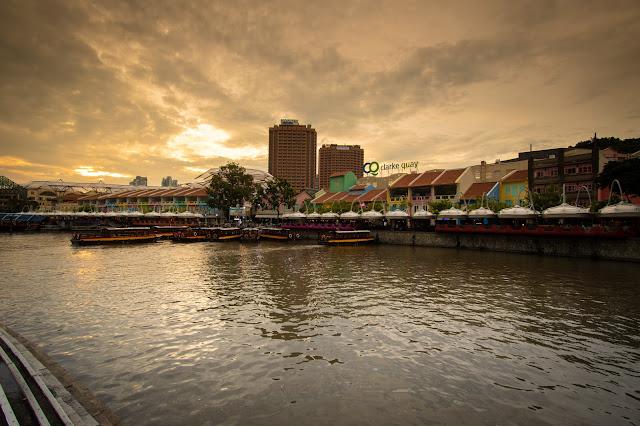 Clark Quay-Singapore