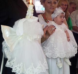 Rochiță botez