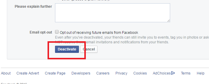 how to turn off notifications for inactive accounts on messenger