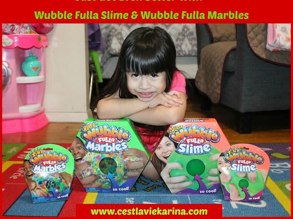 Wubble Bubble Balls Just Got Even Better With Wubble Fulla Slime & Wubble Fulla Marbles