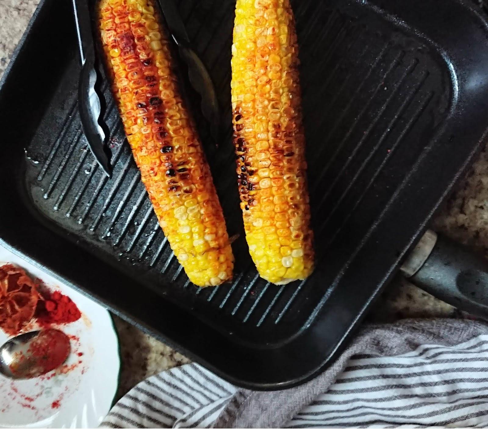 Pakistani Style Allergy Friendly Corn on the Cob