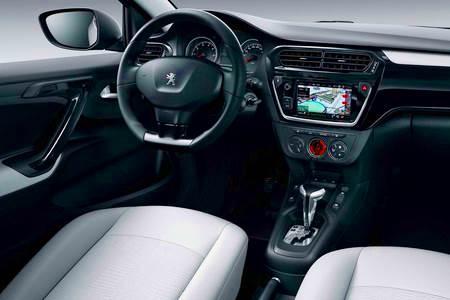 Peugeot 301 2018 Gasolina/Diésel: diseño interior