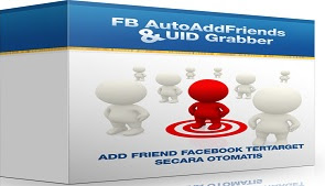 FB Auto Add Friends + UID Grabber