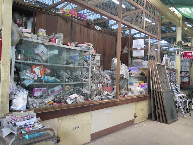 Mercado de Yangon