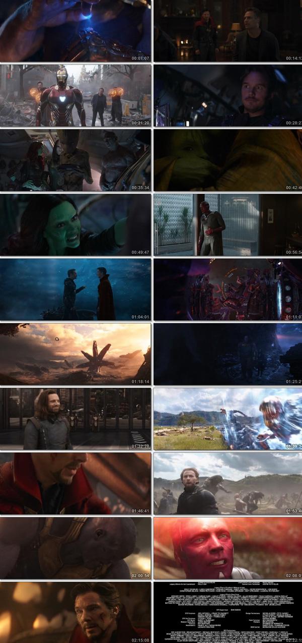 Avengers infinity war movie download in hindi 480p BluRay