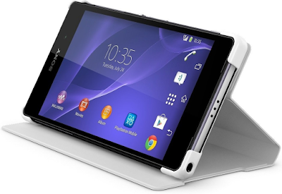 Thay mat kinh Sony Xperia Z2 chinh hang