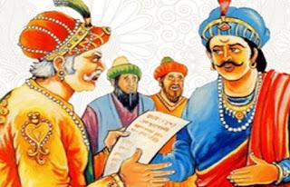 Tansen contro birbal alla corte di Akbar