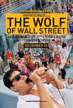 Film The Wolf of Wall Street 2013