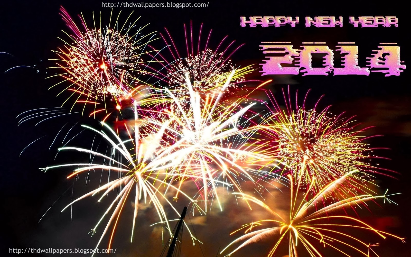 Happy New Year 2014 Eve Wallpapers New Year Fireworks Pictures.10 Happy New Year Profile Pics 2014