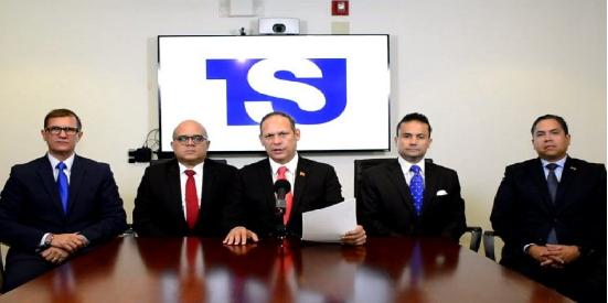TSJ EN EL EXILIO SOLICITÓ LA COMUNIDAD INTERNACIONAL UNA COALICIÓN MILITAR INTERNACIONAL EN VENEZUELA