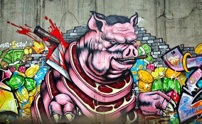 Cara cara membuat Grafiti