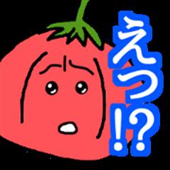 Vegetables Sticker (action)