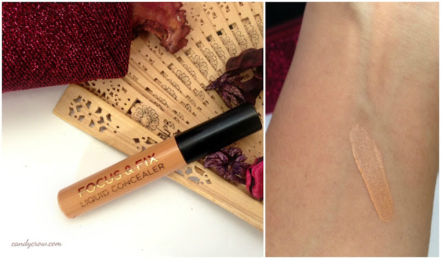makeup revolution concealer review