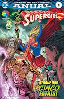 DC Renascimento: Supergirl - Anual #1