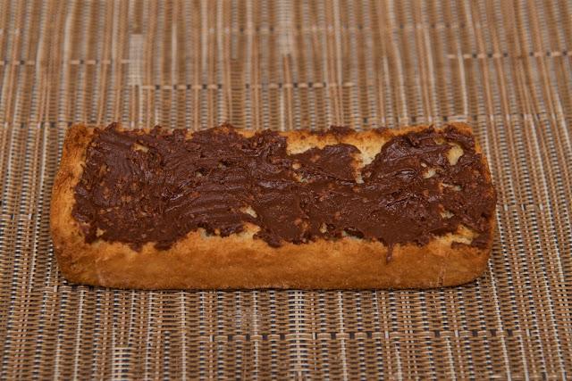 Grillettine Froment Brioche Pasquier - Pâte à tartiner Bovetti - Chocolat noir