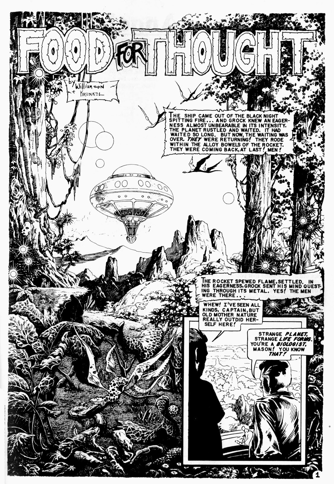 e9baad6e8443c The Geeky Nerfherder  The Art Of Pop Culture  Al Williamson