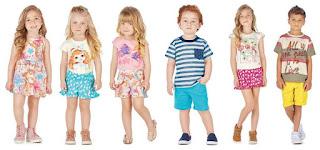 Distribuidora de moda infantil