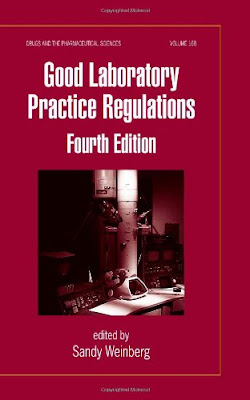Good Laboratory Practice Regulations,(Drugs and the Pharmaceutical Sciences) - 4th Edition pdf free download