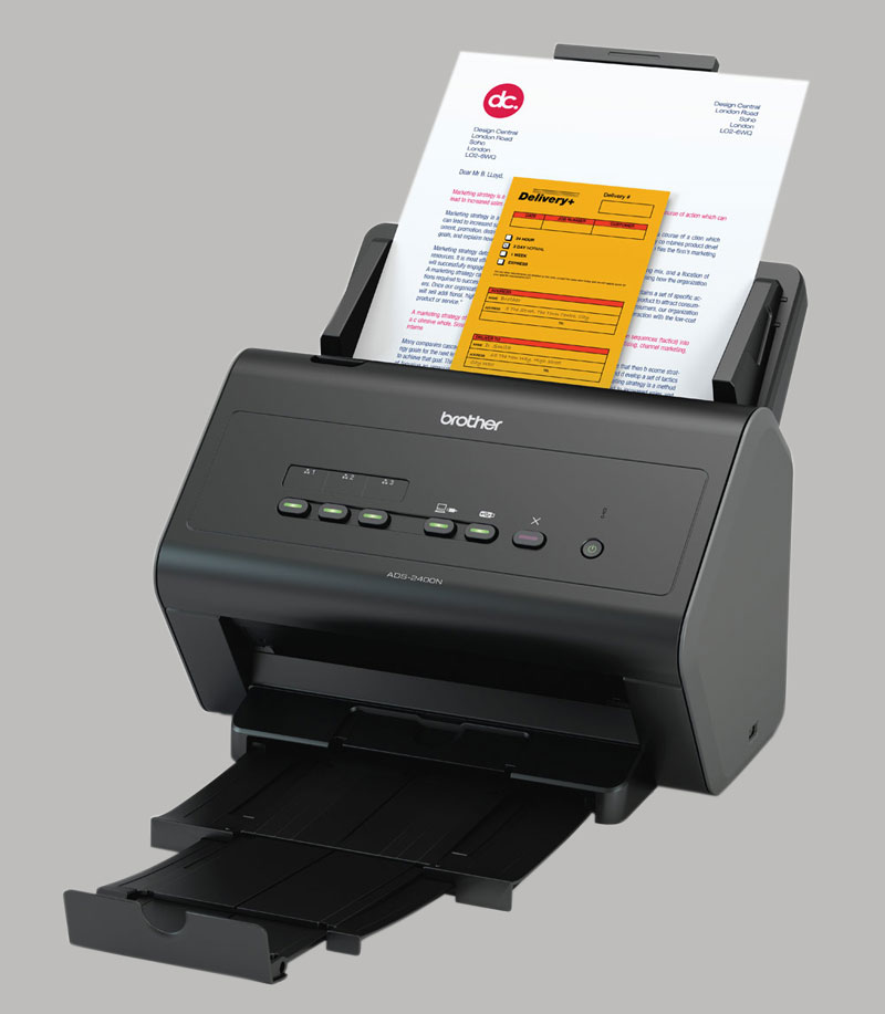 Scanner Brother ADS 2400N