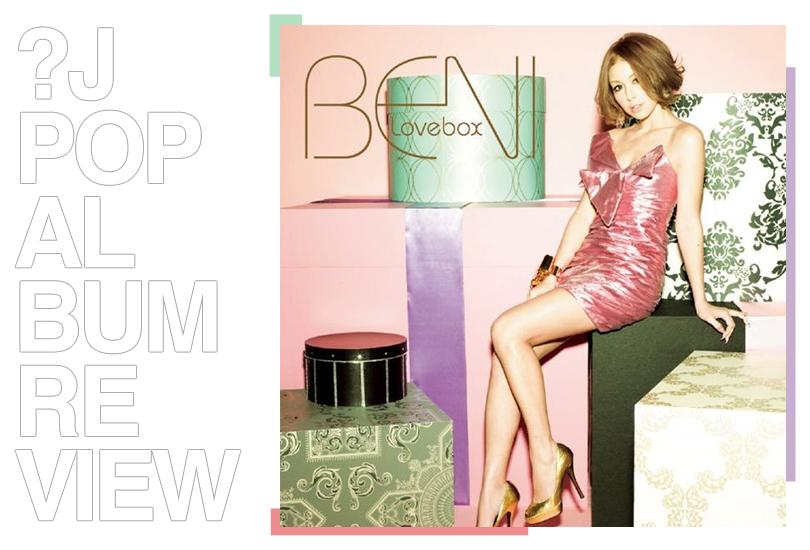 Album review: Beni - Lovebox   Random J Pop