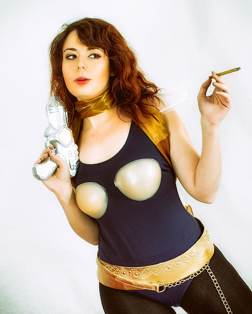 Barbarella Smoke Cristina Yamique Deque