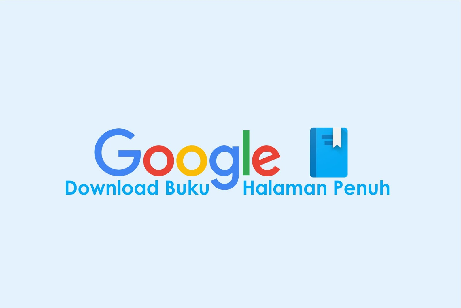 Cara Google Book Full Halaman