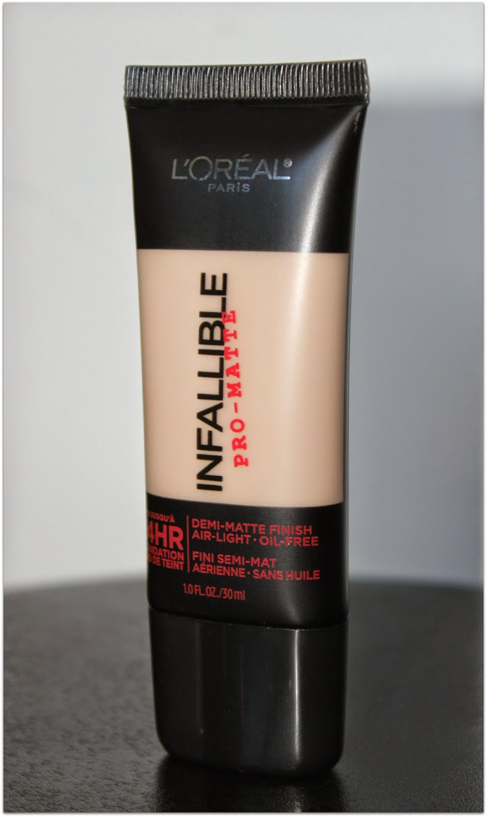 Life Is Short. Buy The Makeup.: Review: L'Oreal Infallible