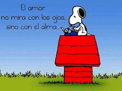 Snoopy Frases Bonitas Imagenes Kosong Kerja