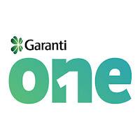 Garanti Bankası GarantiOne Logosu