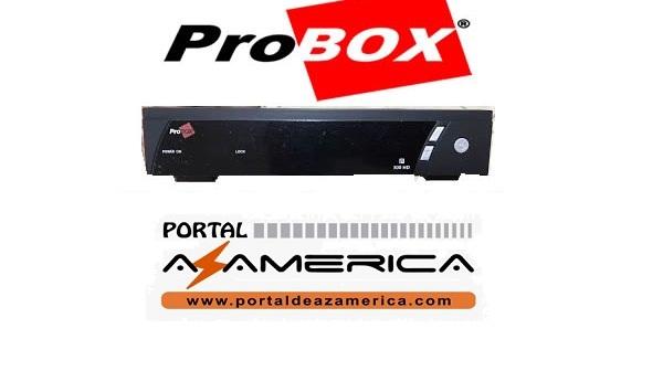 Resultado de imagem para PROBOX 300 HD PORTALAZAMRICA