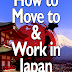 How to Move to & Work in Japan