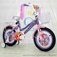 16 Inch United Molly Kids Bike
