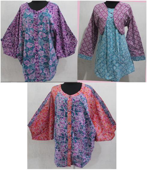 Model Baju Batik Kerja Untuk Tubuh Gemuk: Tips Dan Model Baju Batik Wanita Gemuk Untuk Kerja Dan