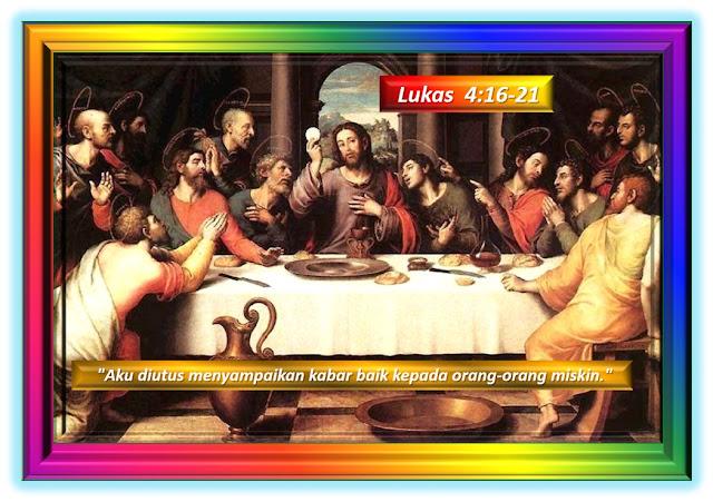 LUKAS 4:16-21