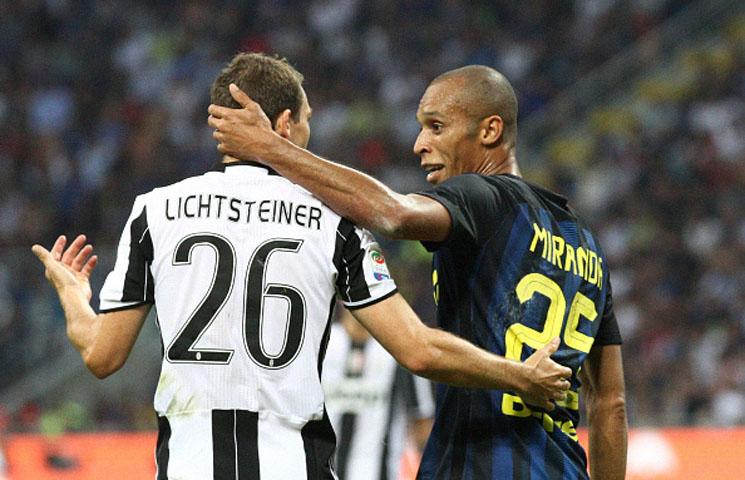 "Pastorello: ""Lichtsteiner je želio napustiti Juventus"""