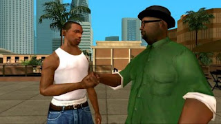 Game Grand Theft Auto San Andreas V1.0.8 MOD Apk + Data