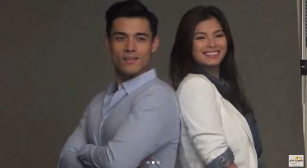 Angel Locsin's Silly Dance During Photoshoot Will Make You Roll On The Floor!