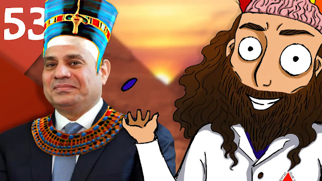 QN NEWS 53 - Ditador do Egito quer estender mandato até 2030