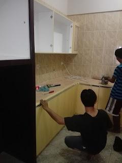 kitchen set murah sidoarjo surabaya