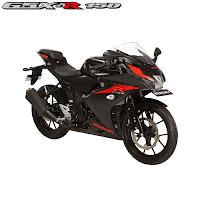 Kredit Motor Murah Suzuki GSX 150R