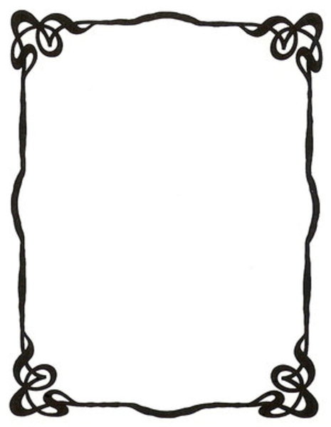 photo clipart frames - photo #18