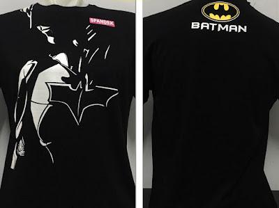 Kaos Baju Distro Superhero Batman