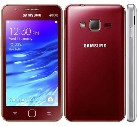 Samsung Z1 /SM-Z130H Original 100% Tested Cert File Free Download