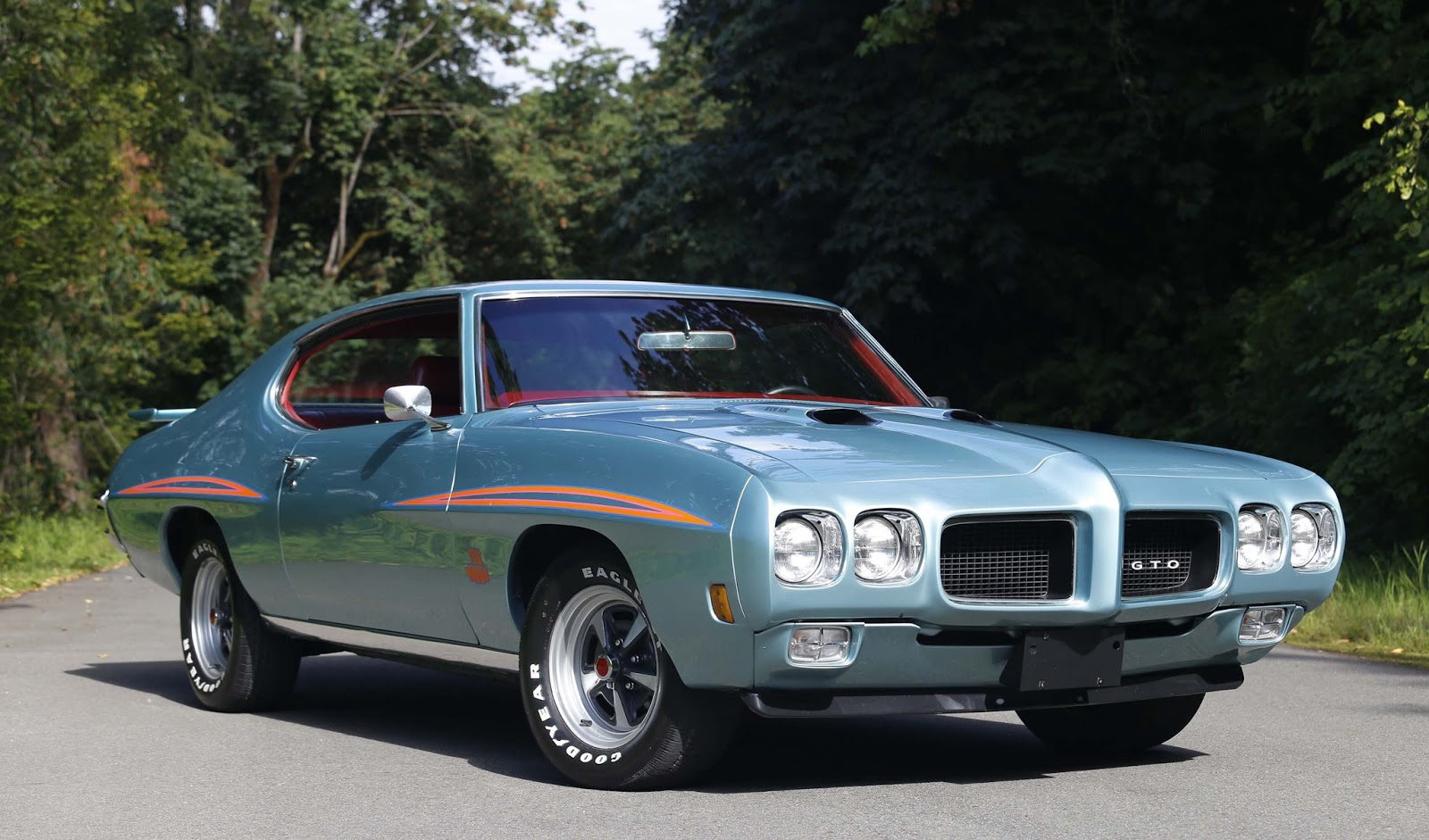 Just A Car Guy: The GTO Judge which was lucky enough to get this ...